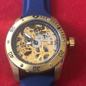 Vintage Invicta Water Resistant Mechanical Watch
